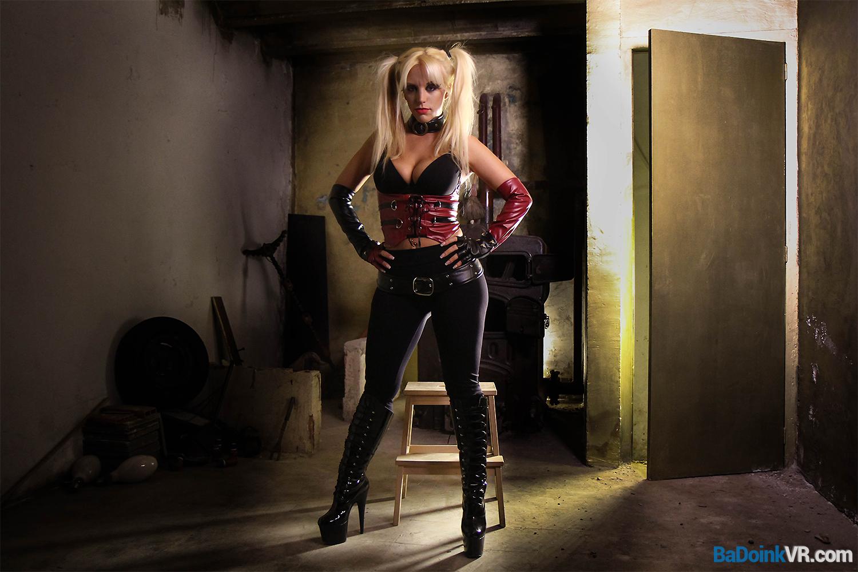 Harley Obtiene una puesta a punto Sexo Virtual
