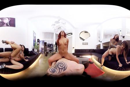 360 Grados de seduccion Sexo Virtual