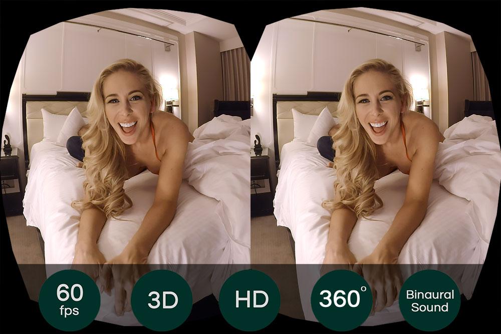 La esposa Hot Collection: El paso libre de Sexo Virtual
