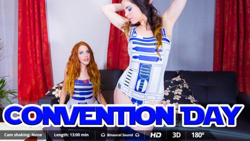 Dia de la Convencion Sexo Virtual