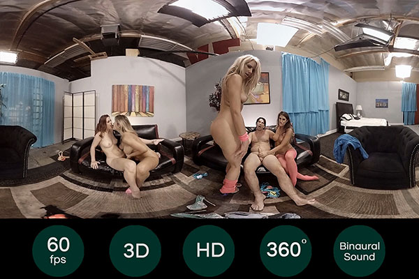 Luces, camara, accion Sexo Virtual