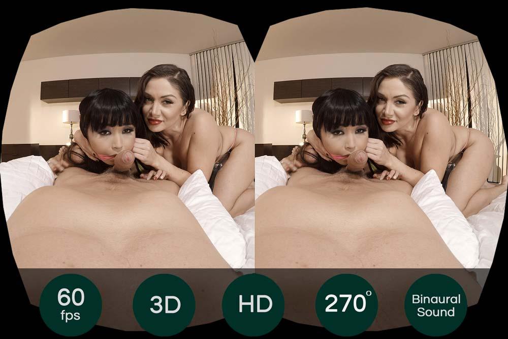Lea la amante y su Slut japonesa Pet Sexo Virtual
