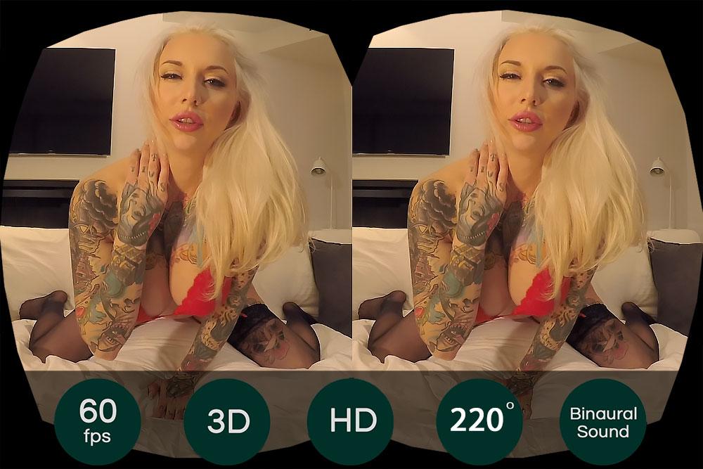 Presentacion de: Rachel Rampage Sexo Virtual