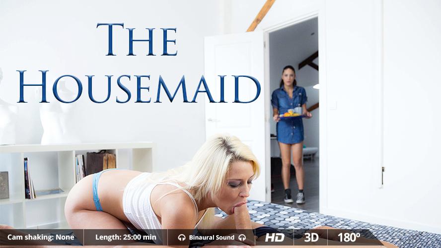 La criada Sexo Virtual