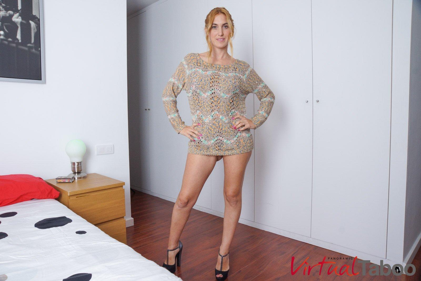 ducha de Valeria Sexo Virtual